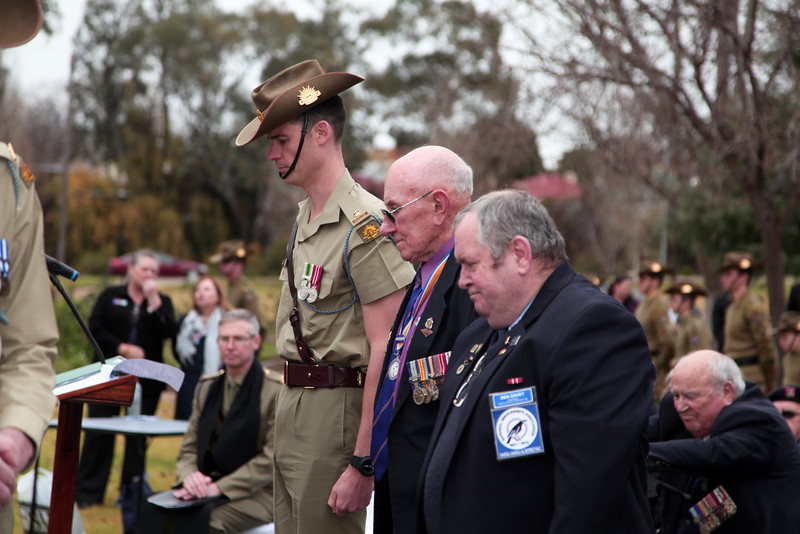 Reserve Forces Day 2016 in Wagga Wagga.