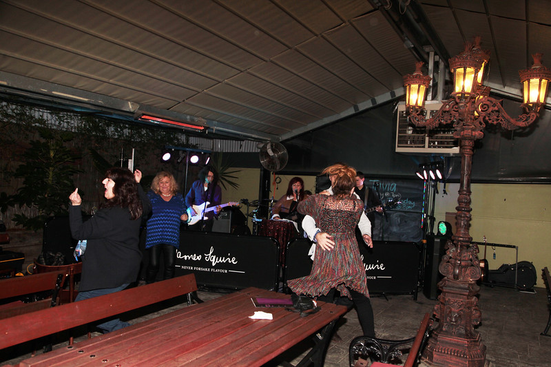 The Band Together Fundraiser to send Dan & Eliza to Tamworth was held at O'Maillies Hotel in Wodonga on Friday the 9th of June 2017.