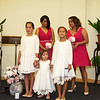 Christina and Mosese's wedding.