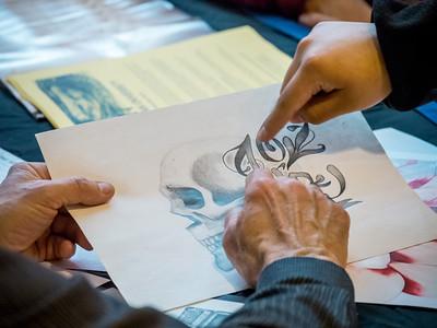 Montclair Art Museum, Portfolio Day