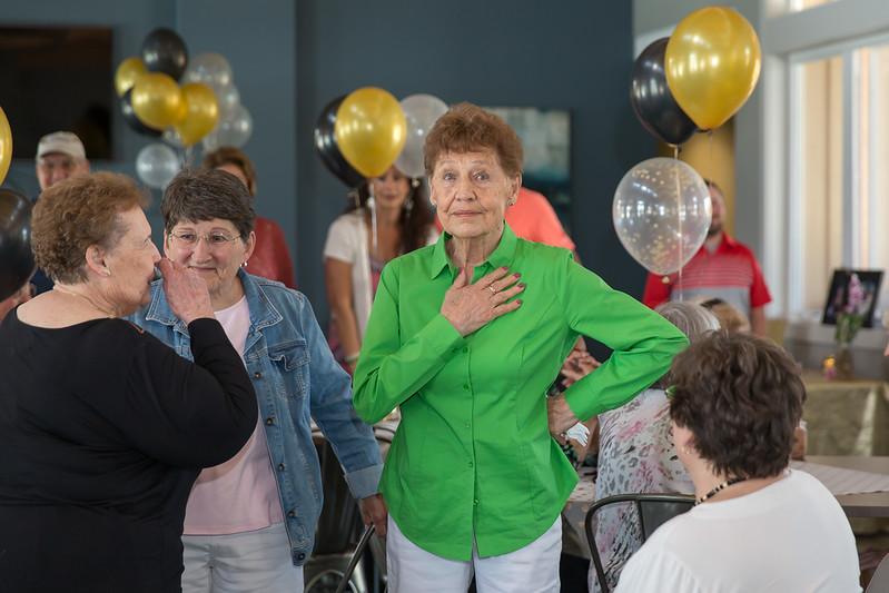Loraine 80th Birthday
