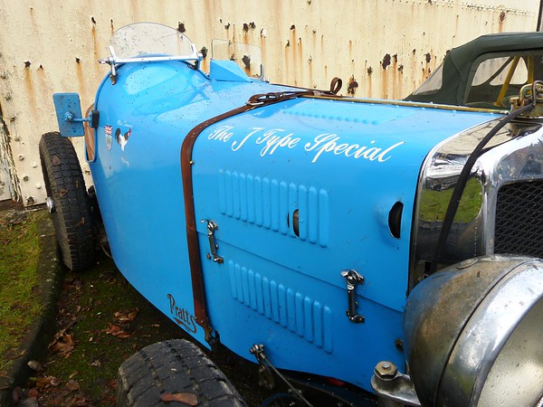 J-type racer