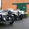 Riley and Alvis outside the Power House