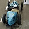 Bugatti in the Pit
