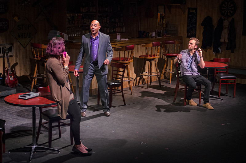 """Crystal Arnette, Andrew Galiarte, and Alex Herrald in """"The Consequences"""""""