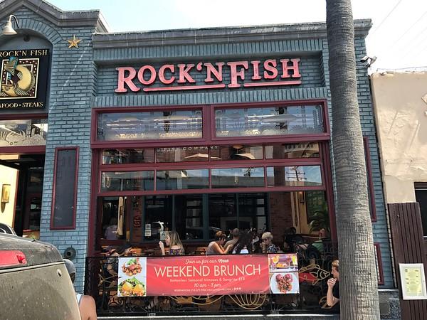Rock N' Fish Manhattan Beach