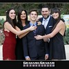 Bar Mitzvah day family portrait by Graham & Graham Photography
