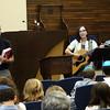 Rabbi Joshua Kalev and Cantor Beth Garden