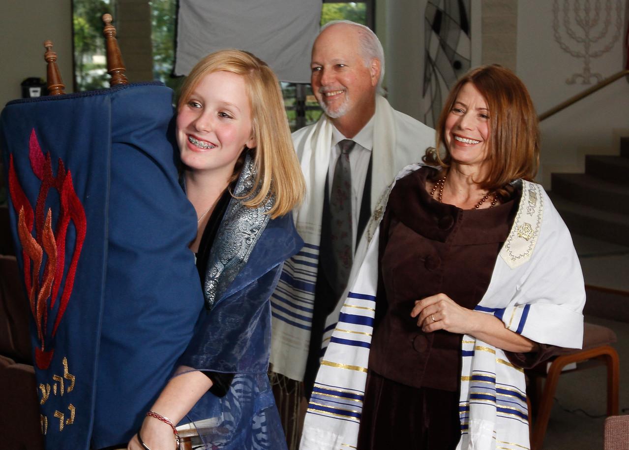Palos Verdes Bat Mitzvah - Congregation Ner Tamid