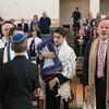 Cantor Chayim Frenkel, Kehillat Israel
