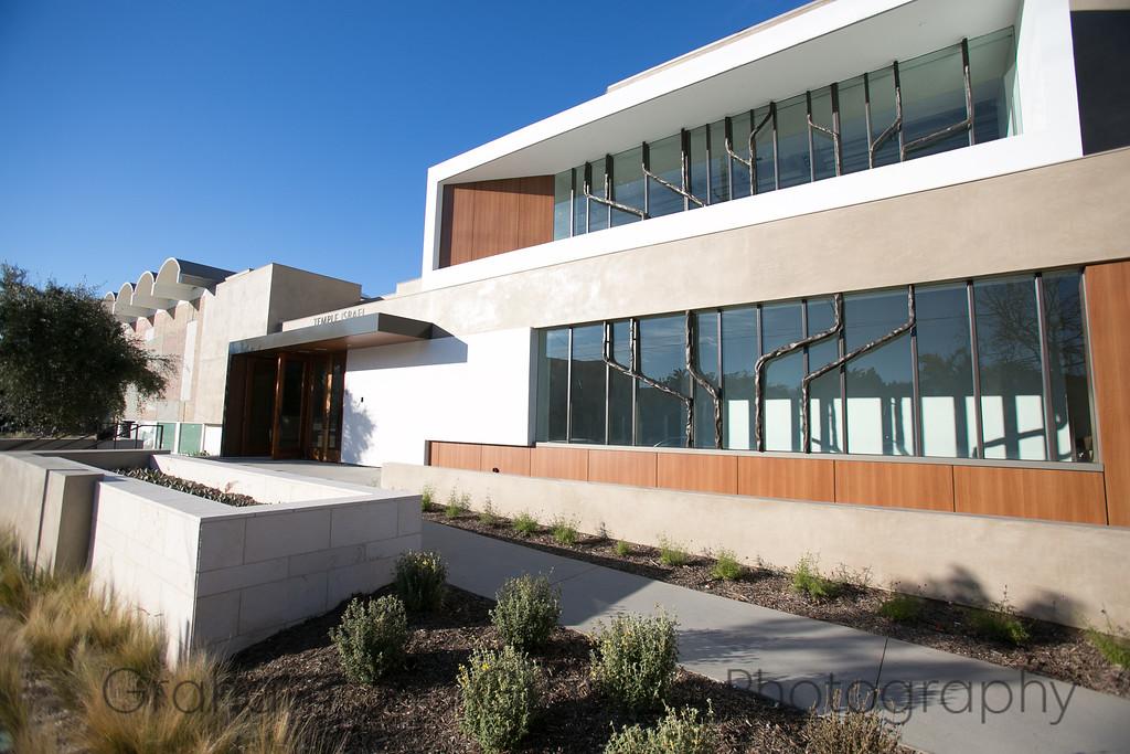 Temple Israel, Long Beach