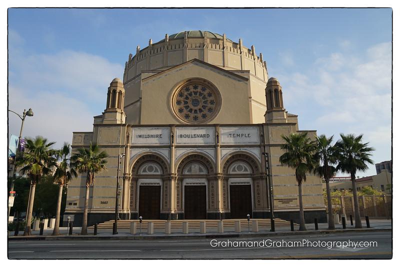 Historic Wilshire Blvd. Temple