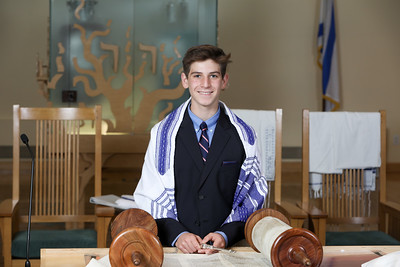Los Angeles Bar Mitzvah Photographer - Kehillat Israel