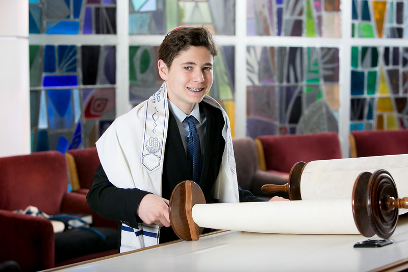 Los Angeles Bar Mitzvah Photographer - University Synagogue