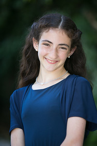 Los Angeles Bat Mitzvah Photographer - Studio City