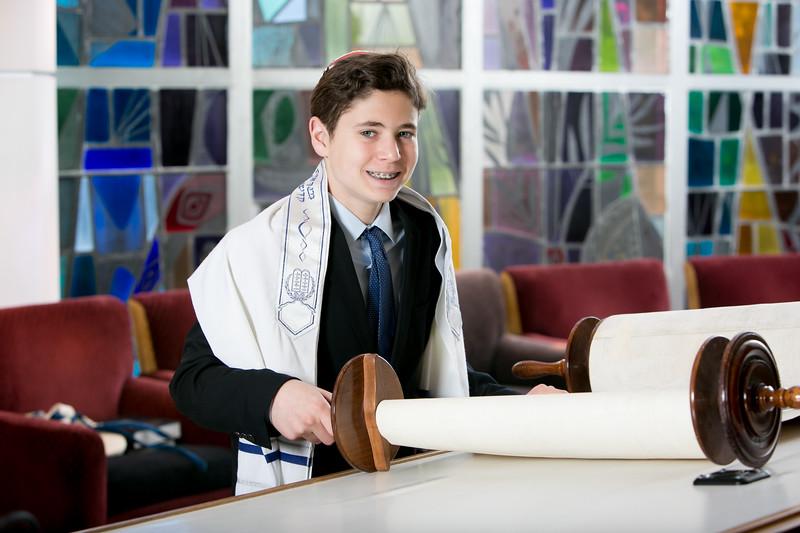 Los Angeles Bar Mitzvah Photographer - University Synagogue