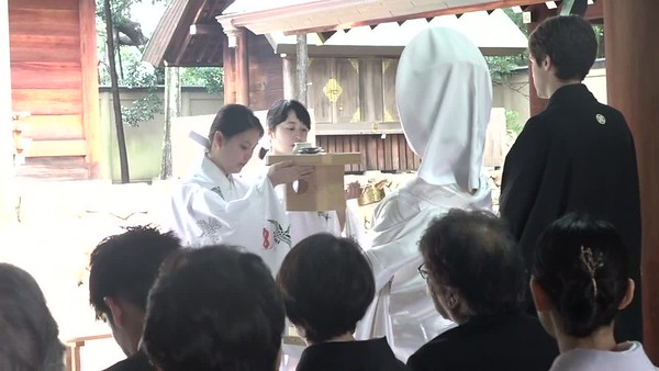 Japan wedding ceremony 2