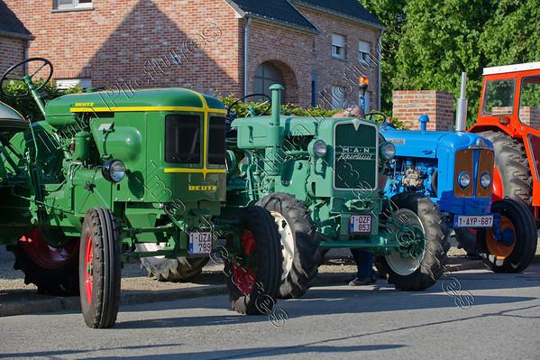 Tractorprocessie Orsmaal