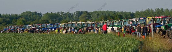tractor,tracteur, procession,processie,Orsmaal,Linter,Belgium,België,Belgique