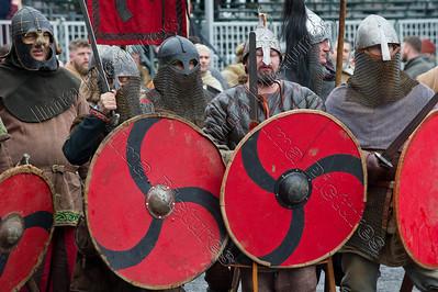 Viking reanactment