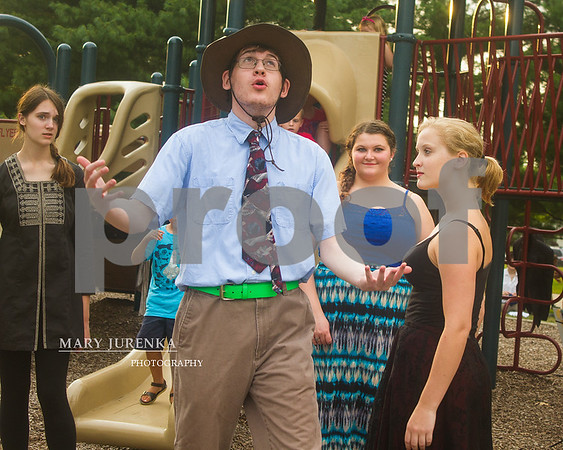 "Shakespeare in the Park-""Much Ado About Nothing"""