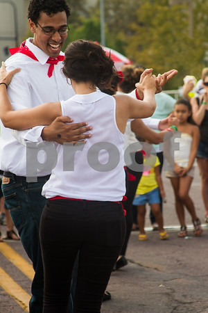 People and Places-Latino Heritage Festival