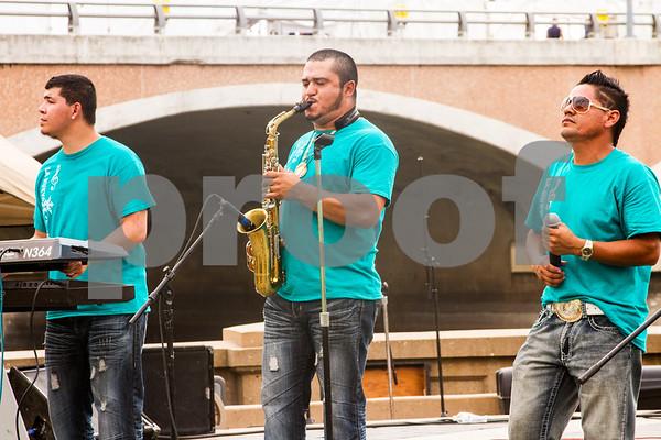 2013 Latino Heritage Festival in Des Moines, Iowa