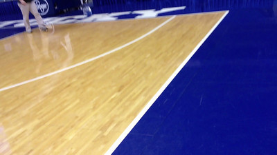 Reese shoots 3's at Rupp!!!