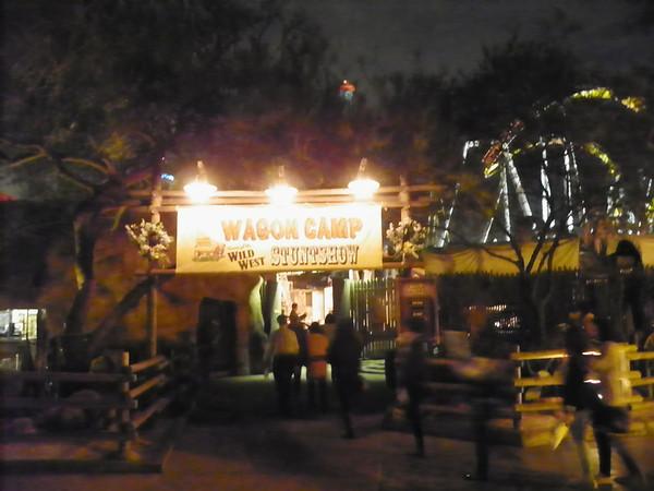 Wagon Camp
