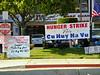 """Hunger strikers across the street - go to <a href=""""http://en.wikipedia.org/wiki/Cu_Huy_Ha_Vu"""">http://en.wikipedia.org/wiki/Cu_Huy_Ha_Vu</a> for details"""