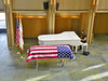 In years past, there has been one homeless veteran funeral.