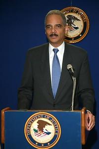 Eric Holder-Attorney General