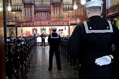Memorial Service at FSPC