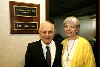 Rev Dr Robert Crilley & Wife Virginia