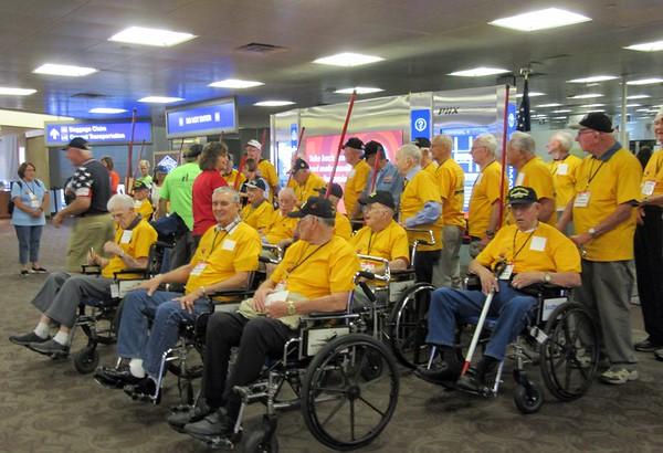 Southwest Honor Flight