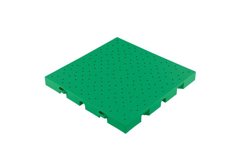 GreenTestHoles