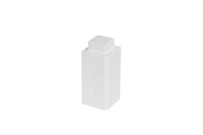 SingleLugBlock-White