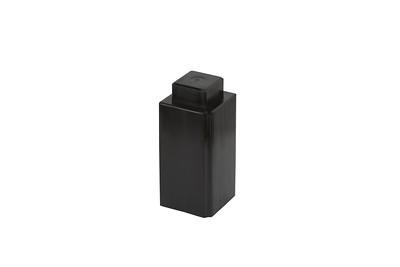 SingleLugBlock-Black
