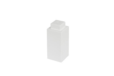 SingleLugBlock-White-V2