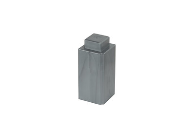 SingleLugBlock-Silver