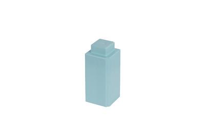SingleLugBlock-LightBlue