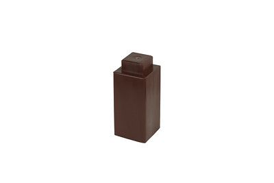 SingleLugBlock-Brown-V2