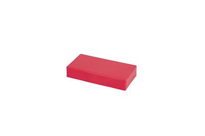 QuarterCap-Red