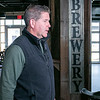 President and Founder of Wachusett Brewing Company in Westminster Ned LaFortune talks about what his business is doing during the coronavirus emergency. SENTINEL & ENTERPRISE/JOHN LOVE