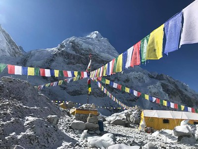 Everest Base Camp Trek 2018