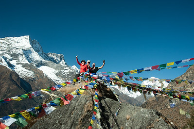 Everest High Passes Trek 2013