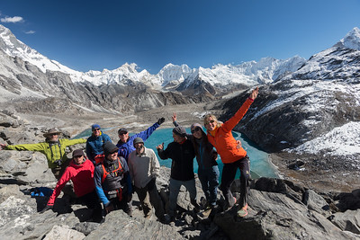 Everest High Passes Trek 2016