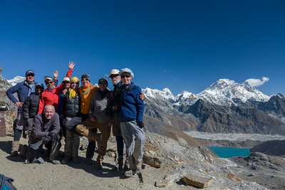 Everest High Passes Trek 2017
