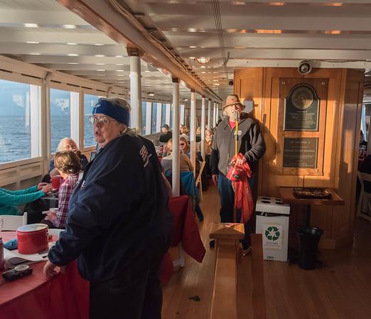 Everett Massacre Centennial Sailing    11-12-2016