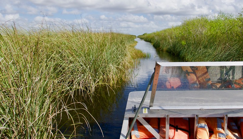 Coopertown Airboat Rides, Everglades, FL